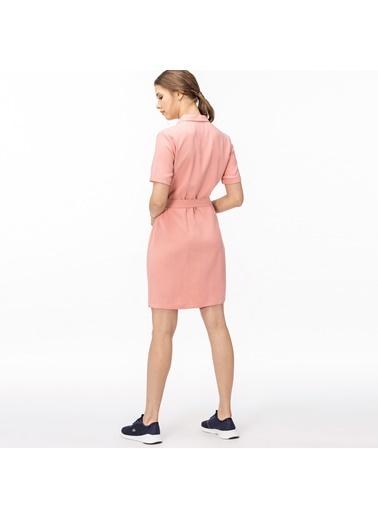 Lacoste Kadın  Elbise EF0913.13P Pembe